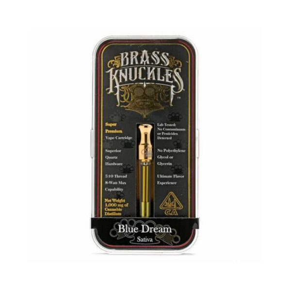 brass knuckles blue dream
