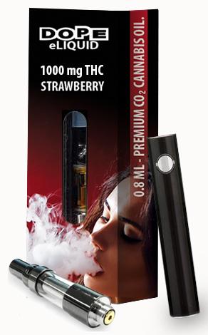 1000mg THC starter kit